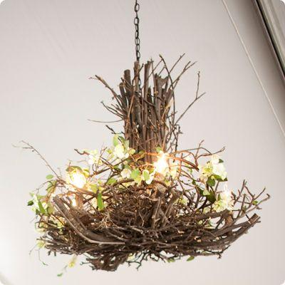 Best outdoor chandelier!