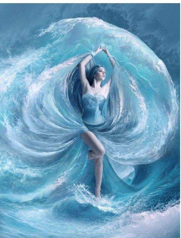 фея моря картинки что