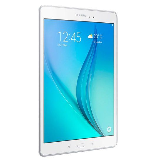 Tablet Samsung Galaxy Tab A, 9.7, 4G, Android 5.0, 16GB, 5.0MP, BCO - SM-P555M
