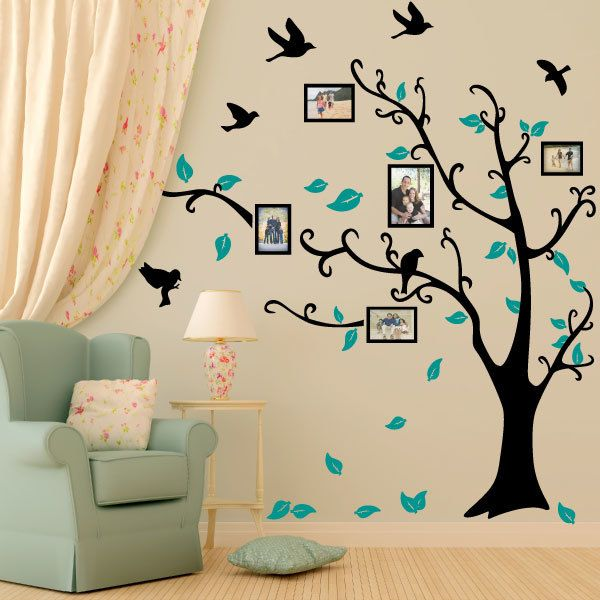 Family Tree Wall Stickers   Stickers Wall Part 82