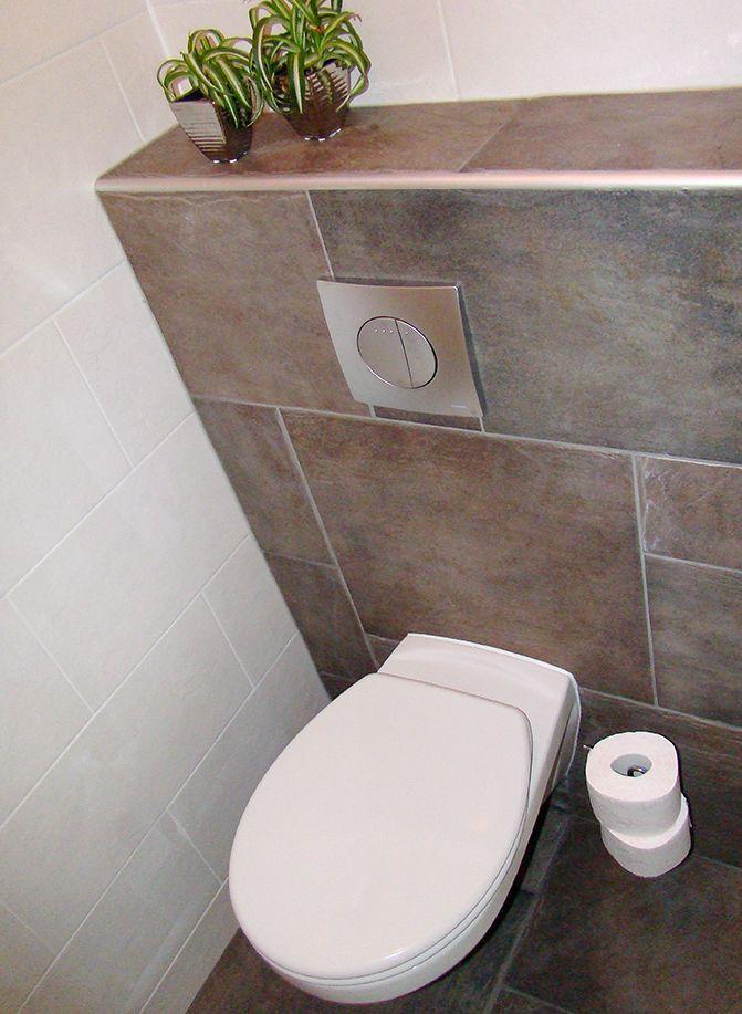 25 beste idee n over wc ontwerp op pinterest toiletten scandinavische badkamer en kleine - Wc kleine ruimte ...
