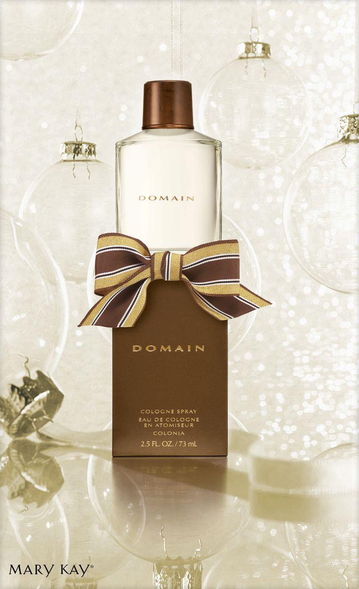 Domian® Cologne tem uma refrescante combinação de lavanda, musgo de carvalho e almíscar. Uma fragrância masculina que você não vai mais esquecer.