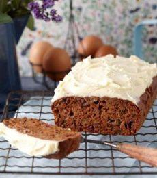 Cadbury Rhubarb and Ginger Chocolate Chip Loaf Recipe