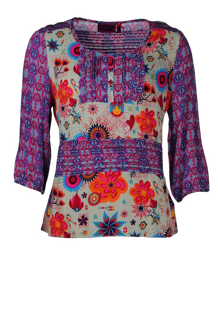 Rosalita McGee Chicistate Top, Multi | McElhinneys Online Department Store