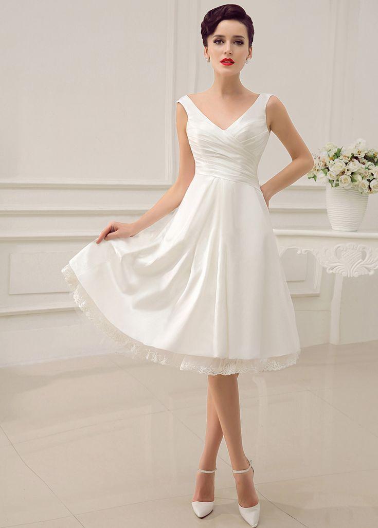 16 best vestidos de novia images on Pinterest | Wedding dressses ...
