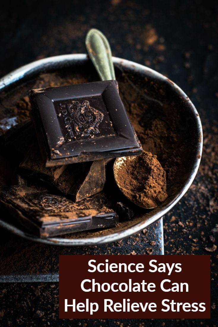 You Say Chocolate Relieves Your Stress Now Science Provides Some Backup