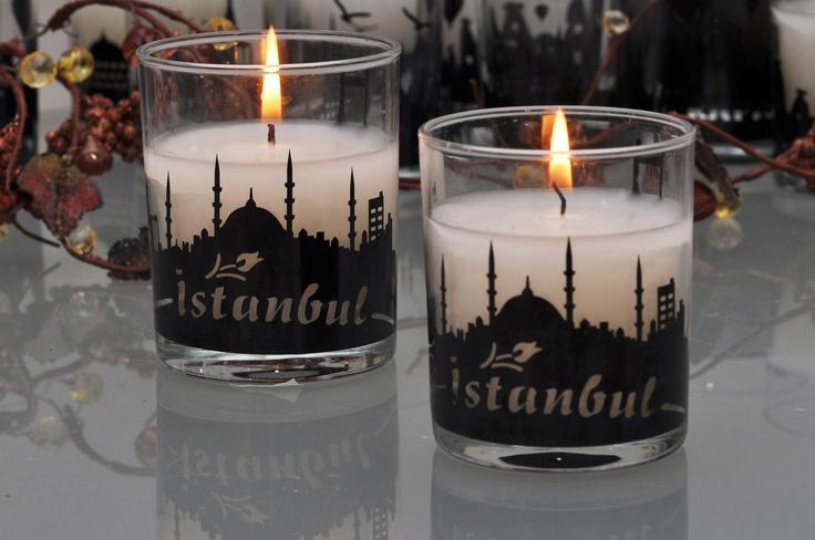 İstanbul silüetli mumlar...  #Candle, #candles, #İstanbul,   #istanbul skyline www.horizonmum.com, www.mummalzemesi.com, www.facebook.com/horizonmum, www.twitter.com/horizonmum