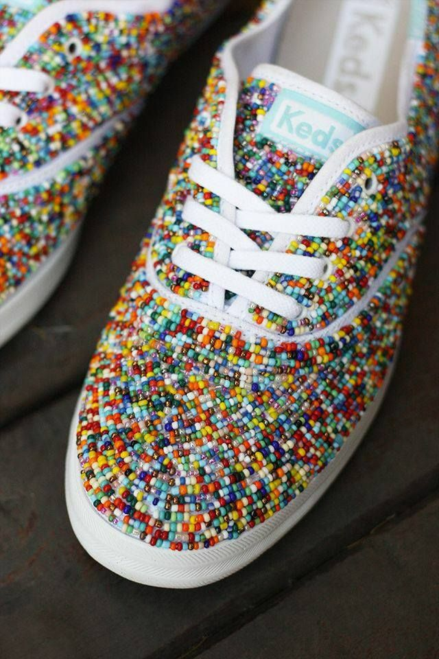 This is incredible! I know what I'm gonna do with my sneakers