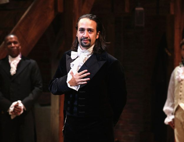 Let's All Take A Minute To Appreciate Lin-Manuel Miranda's Surprise Wedding Performance
