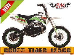 CROSS APOLLO  TIGER 125CC