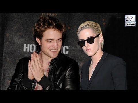 Kristen Stewart Reveals Her Enemy While Dating Robert Pattinson | Lehren Hollywood - YouTube