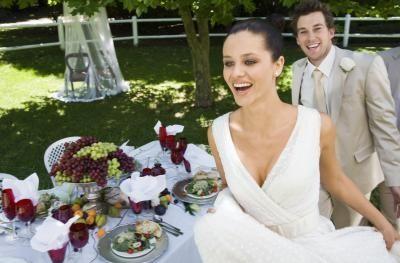 Cheap Self-Catered Wedding Reception Menu Ideas