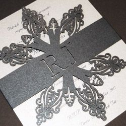 Intricate Creations - Bespoke Laser Cut Wedding Invitations - The ...