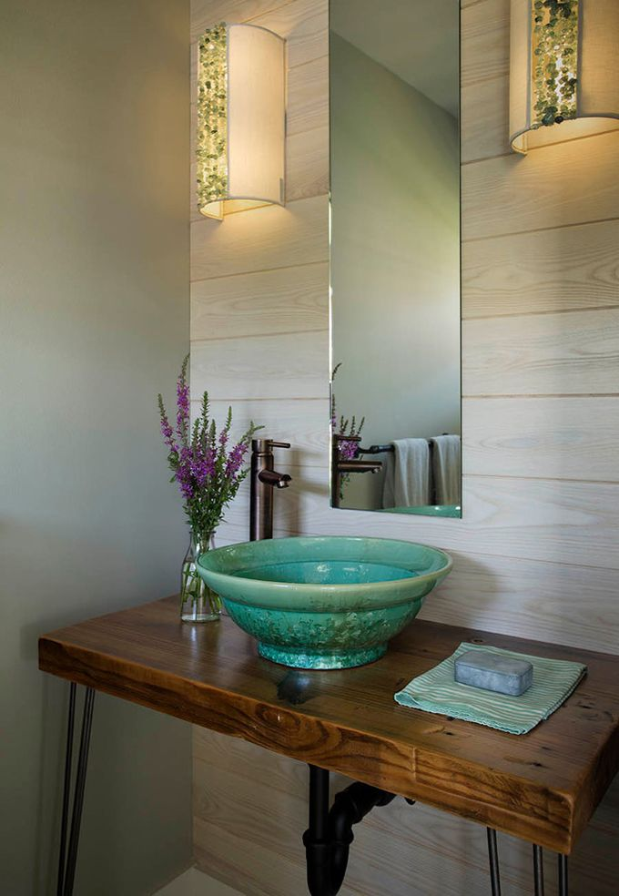 Martha S Vineyard Interior Design Bathroom Love Beach
