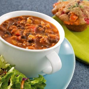 Publix Ground Beef Chili Recipe - I absolutely love this stuff! So easy! I may love it so much that I've pinned it twice. :)