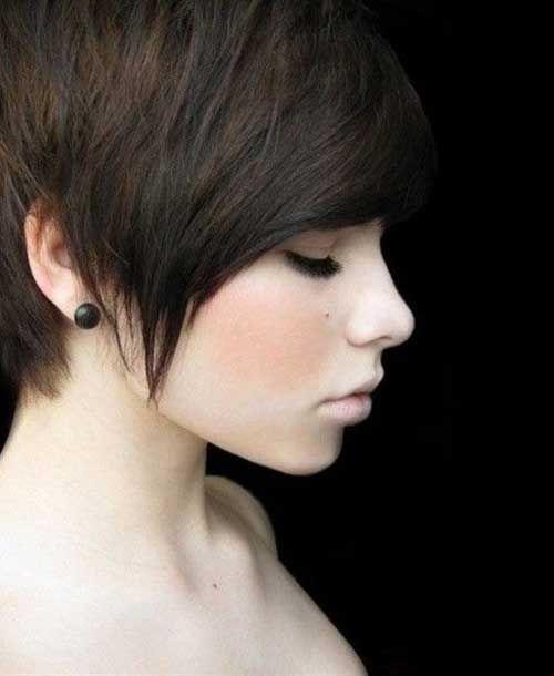 20 Best Long Pixie Hairstyles | Pixie Cut 2015