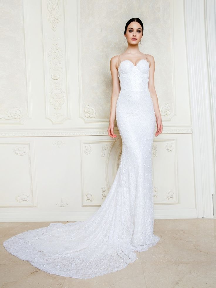 Kalla Wedding Gown – Musat Bridal – Rochie de mireasa Kalla