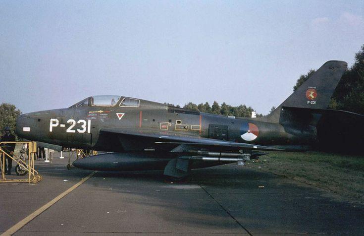 F-84F Thunderstreak KLu