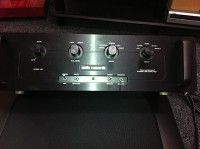 Audio Research LS-1 preamp. I have been drooling over this and I think this would be the best match for my system. This already has a phono out built in. This is something I need to save for.