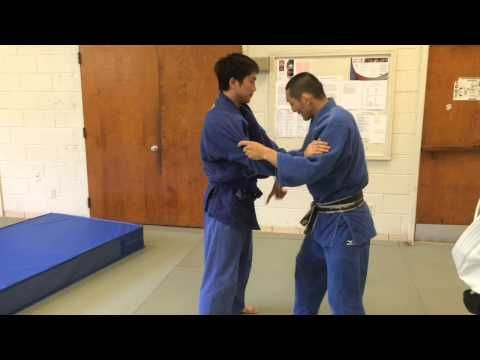 "Ko-uchi-gari Technique with Sensei Suldbayar ""Sugi"" Damdin on 5/16/15 at Arlington Judo Club - YouTube"