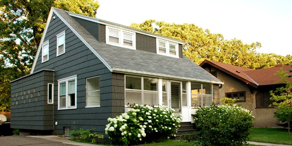 Looks like two shed dormers curb appeal pinterest for Cape dormers