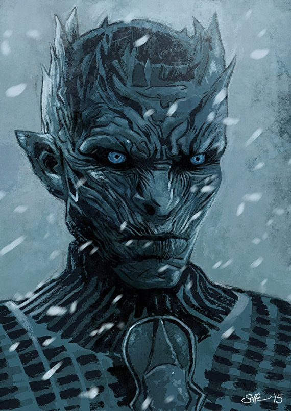 Game of Thrones - Hardhome - The Night's King