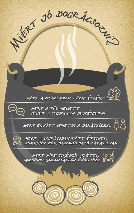 Miért jó bográcsozni? Folytasd a listánkat! :-) #TescoMagyarország #grill #bogracs #bogracsozas