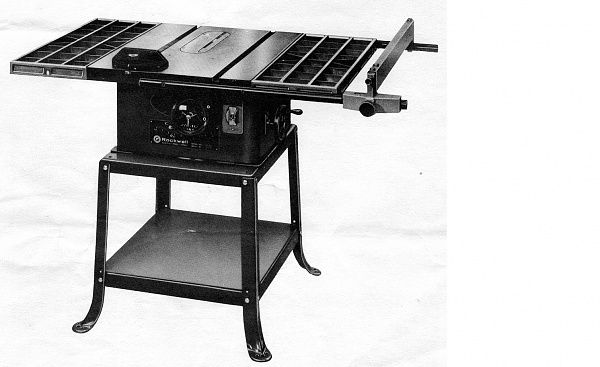 Rockwell Table Saw.