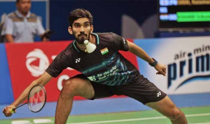 Live Updates Denmark Open Badminton 2019 Day 2 Live Score And Results Srikanth Crashes Out Of Tournament Suffer World Badminton Championship Sports Badminton