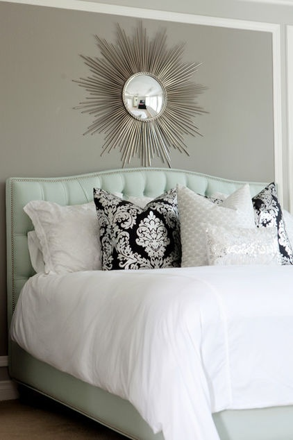 Grey And Mint Green Bedroom Dream Home Pinterest