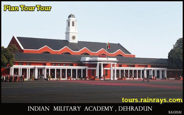 Tourist Attraction India: Chetwode Hall Dehradun India