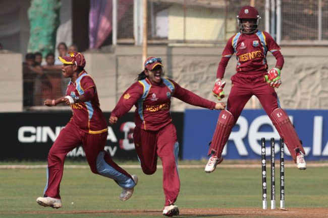 WI female cricket team