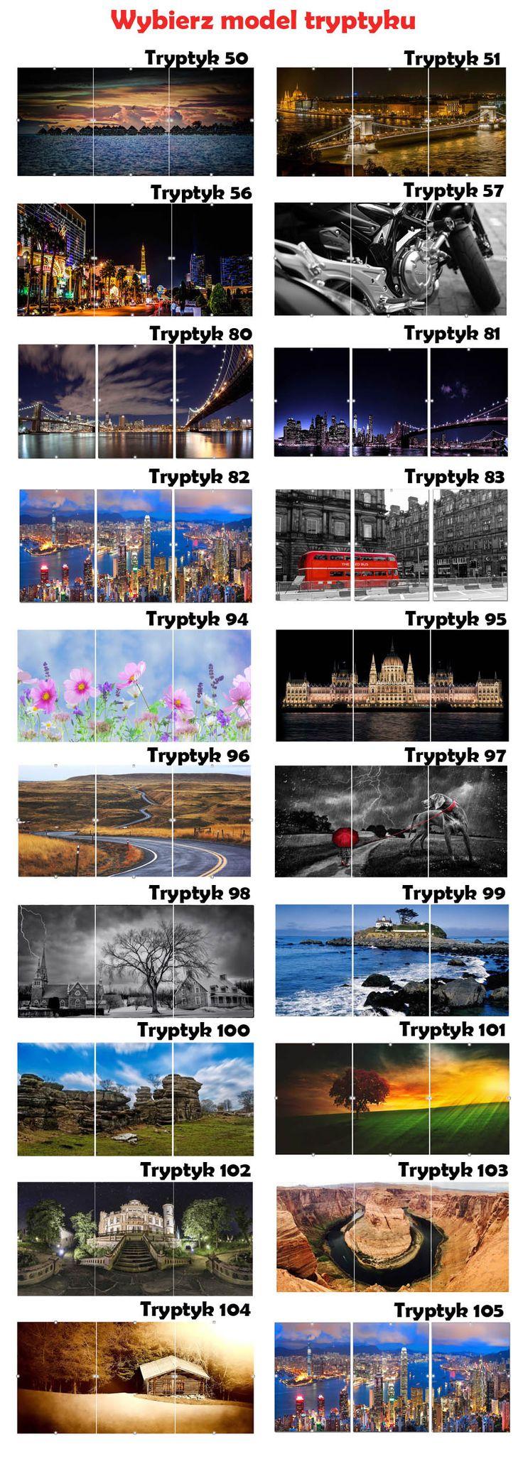 #Tryptyk w antyramie. Trzy części jednego obrazu, każda w formacie A2, A3 lub A4. Zobacz nasze tryptyki na http://bit.ly/A2A3A4tryptyk #obraz #antyrama #wydruk #grafika