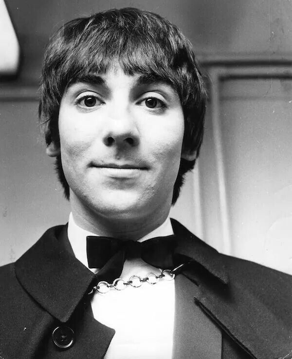 Keith Moon Patent British Exploding Drummer