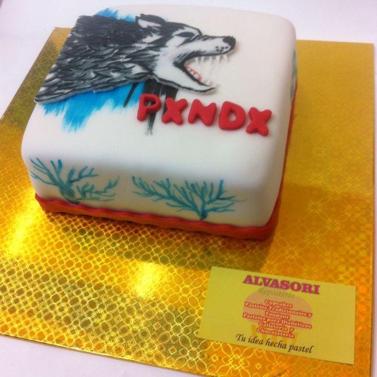 #Music #cake #Pxndx
