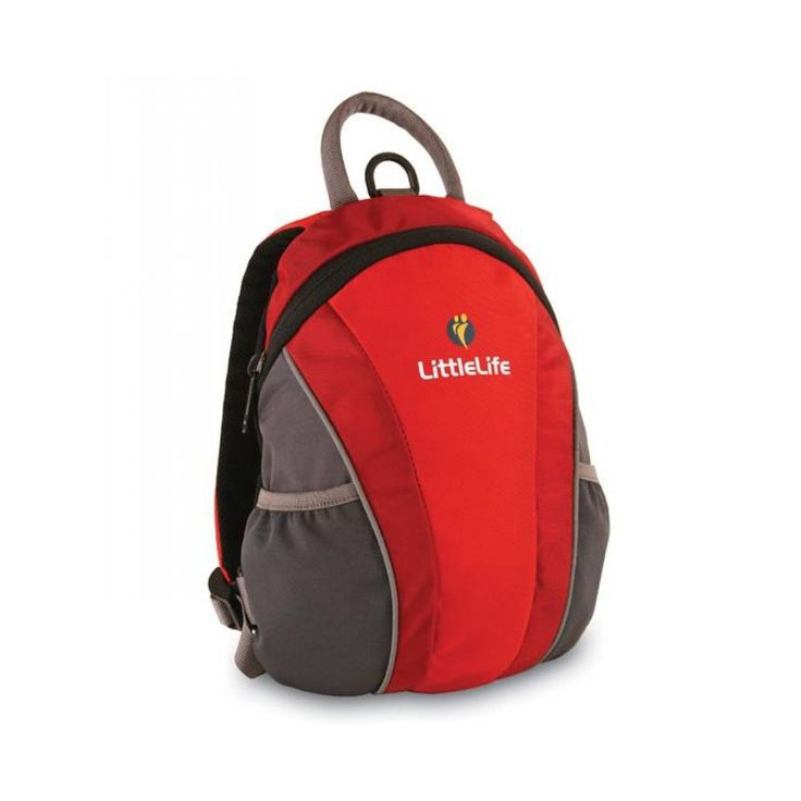 LittleLife Runabout Daysack - Red