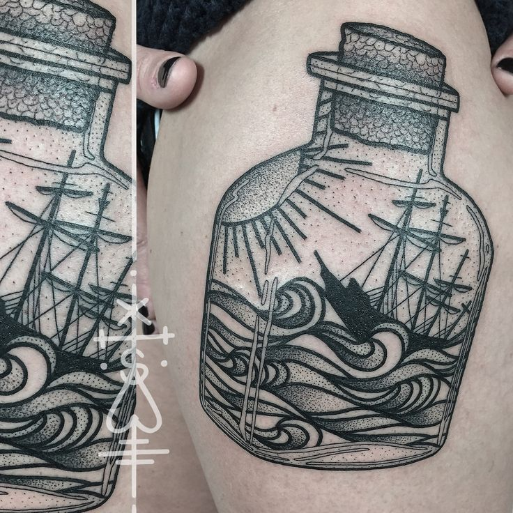 264 best gorgeous dotwork images on pinterest tattoo for Tattoo cork ink