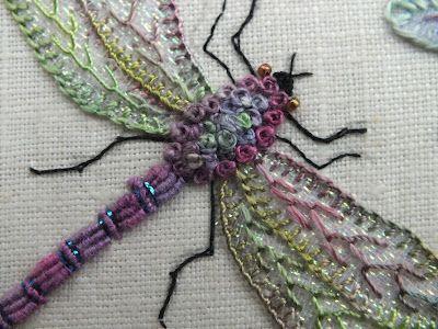 Dragonfly tutorial | Ella's Craft Creations