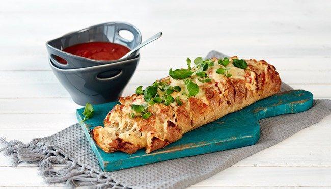 Pull-apart bread eli nyhtöleipä - K-ruoka