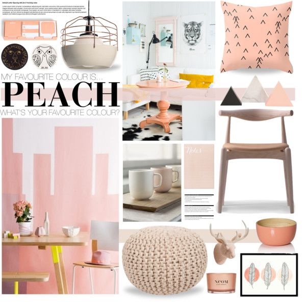 1000 images about interior peach on pinterest striped for Peach bathroom accessories