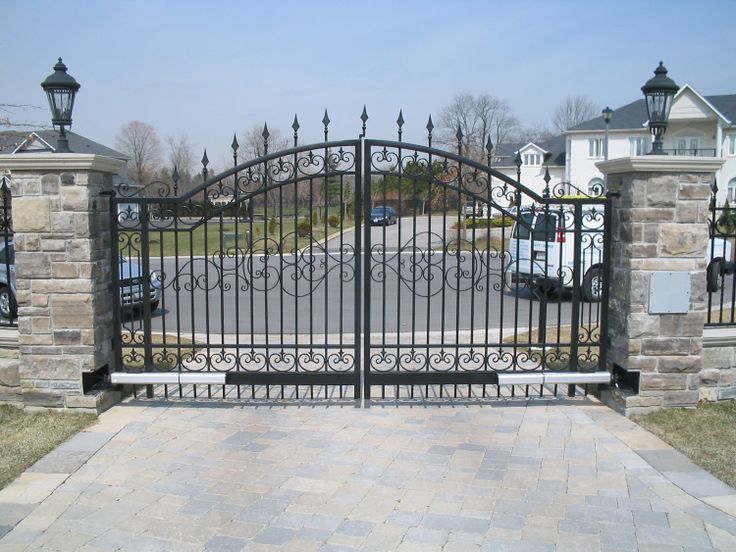 29 Best Houston Automatic Gate Designs Images On Pinterest