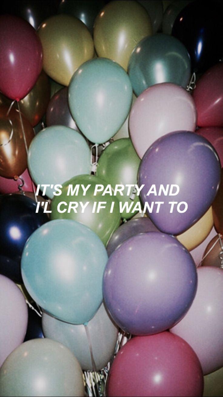 melanie martinez song lyrics: Pity Party
