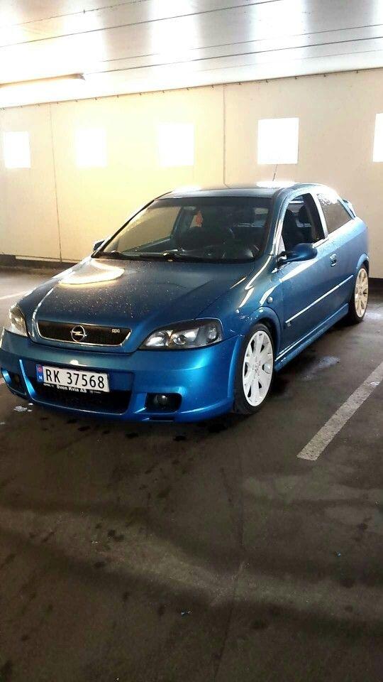 Astra g turbo