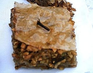 ¡¡ LAS RECETAS DE MIS ABUELAS DE ARGELIA!!: Baklava de Pistachos