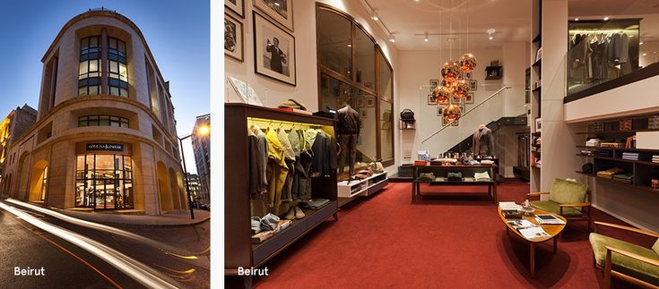 Slowear Shops | Carlo Donati Studio