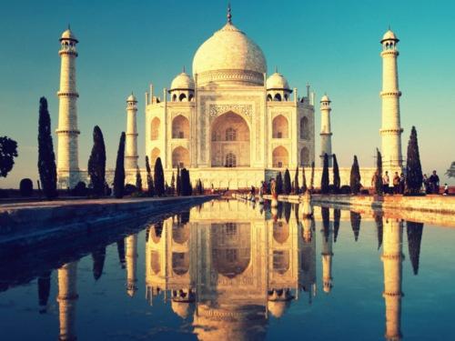 taj mahal in agra, indiaTajmahal, Buckets Lists, Travel Photos, Chicken Tikka Masala, Travel Tips, Taj Mahal India, Places, Agra India, Bucket Lists
