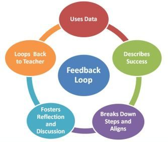 """I resolve to give effective feedback in my instructional coaching"" - Five Requirements of Effective Feedback"