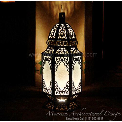 Traditional Moroccan Lamp