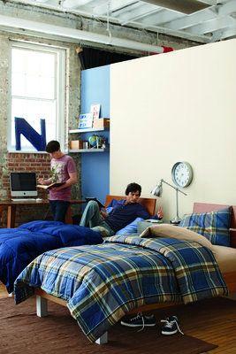 Boy Dorm Idea #dorm #college #dorming Part 58