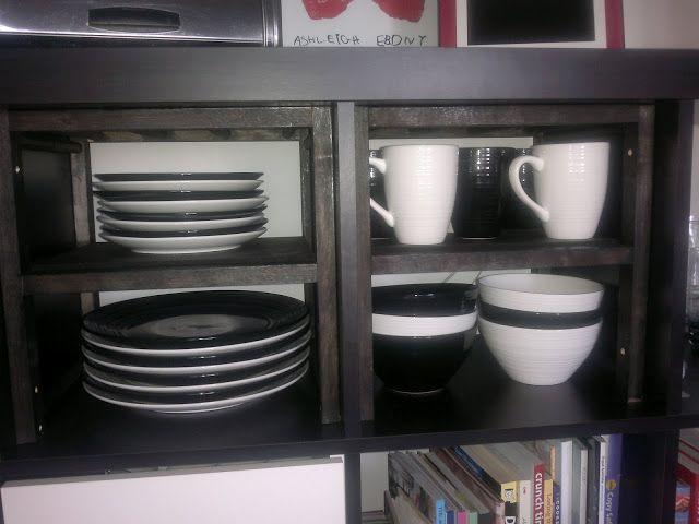 EXPEDIT Half Shelf from Wine Rack - IKEA Hackers - IKEA Hackers
